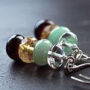 Faroe Gemstone Earrings