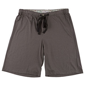 Men's Jersey Shorts - nightwear