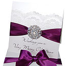 Opulence Luxury Personalised Christmas Card