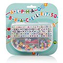 Alphabet Bead Creative Bracelet Set