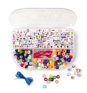 Alphabet Bead Creative Bracelet Set - shop by price