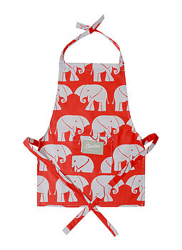 Nellie Child Apron