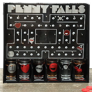 'Penny Falls' Drinking Game - shop by category