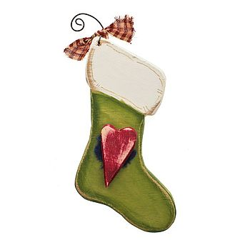 Christmas Stocking Tree Decoration