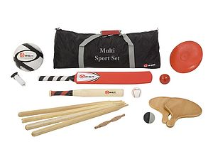 Multi Sports Set - interests & hobbies