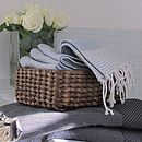 Cotton Hamam Hand Towel