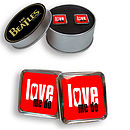 Love Me Do Cufflinks