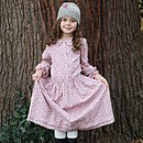 Girl's Sound Of Music Dress