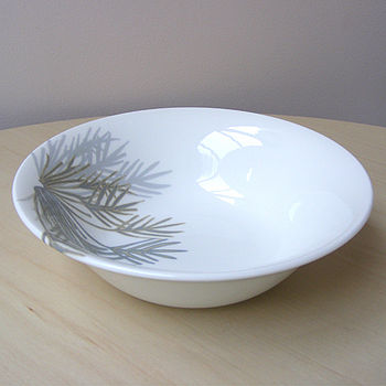 Bowl in Fern