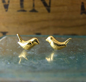 Wren Stud Earrings - earrings