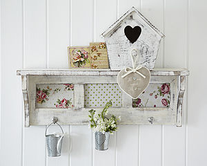 Photo Frame Shelf - home decorating