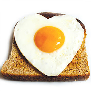 Heart Love Egg Mould - baking