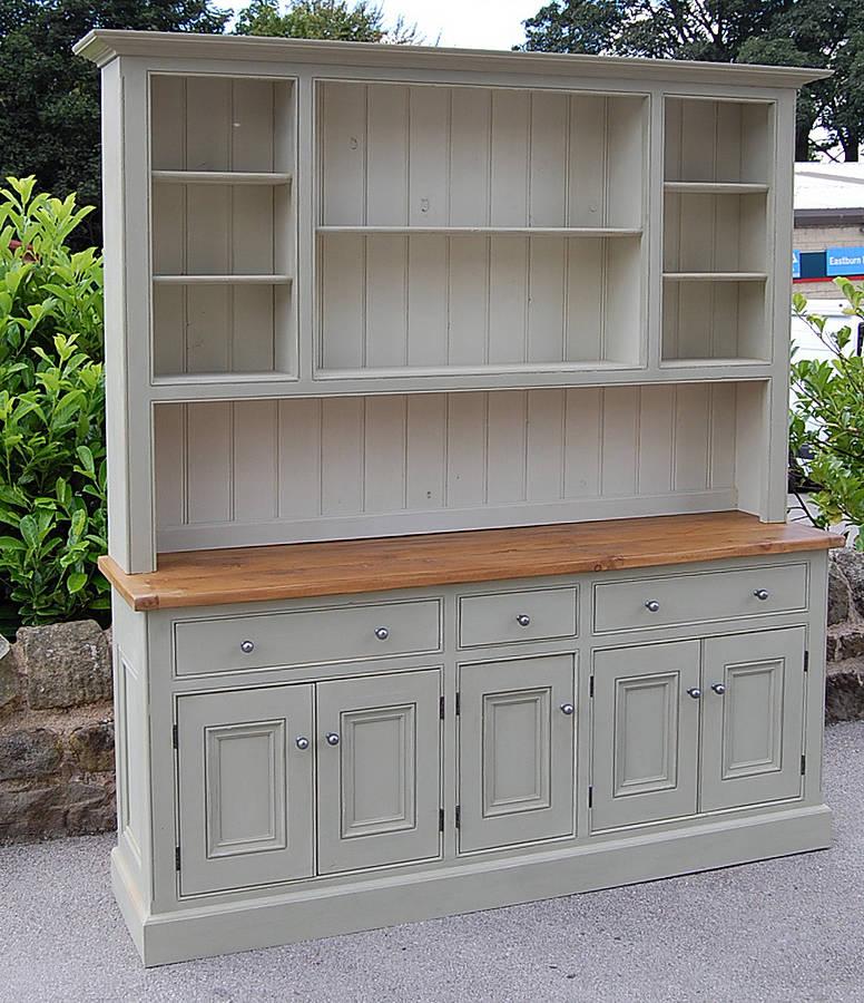 bespoke handmade dresser by eastburn country furniture ...
