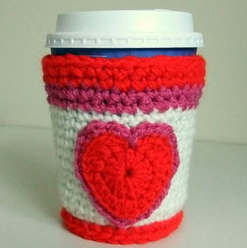 Valentine Cup Cosy