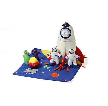 Soft Play Spaceship