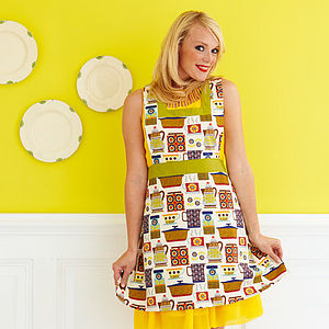 Shirley Cotton Apron - aprons