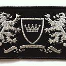 Personalised Silver Wallet