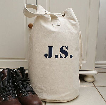 Personalised Sports Or Travel Duffle Bag