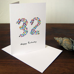 Personalised Happy Birthday Card - birthday cards