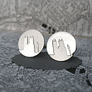 Westminster Abbey Cufflinks
