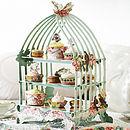 Birdcage Patisserie Stand