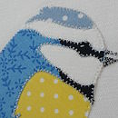 Blue Tit Cushion