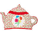 Cherry Tea Pot Tea Cosy