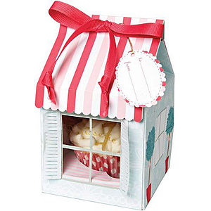 Individual Cupcake Box - wrapping