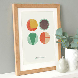 Personalised 'Love' Print - anniversary gifts
