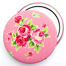 Compact Mirror 'Roses'