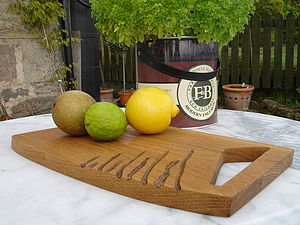 Bite Chopping & Serving Board - tableware