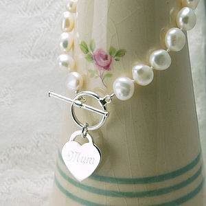 Personalised Mum Bracelet - mother's day gifts