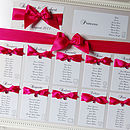 Swarovski Regular Table Plan