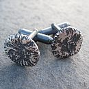 Rocky Outcrop Cufflinks