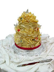 Chocolate Wedding Cake - wedding cakes