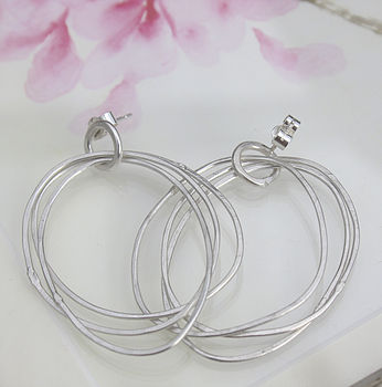 Odd Hoops Earrings