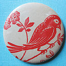 Birdie Pocket Mirror