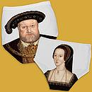 Tudor Love Underwear