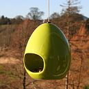Ceramic Feeder - Margarita Green