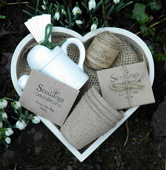 Love Grows Gardening Gift Set