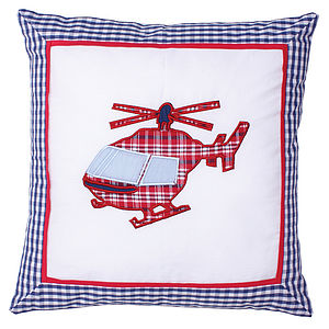 Aeroplanes Helicopter Cushion