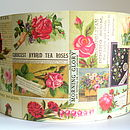 Rosie's Roses Lampshade
