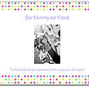 Personalised Mum Book