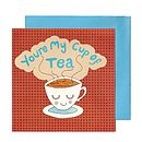 Greetings Card In Choice Of Designs