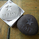 Children's Gift Star Stone