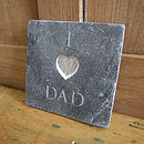 Personalised Love Slate