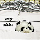 'My Side' 'Your Side' Pillowcases