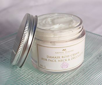 Pure Damask Rose Cream