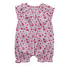 French Design Liberty Baby Girl Romper