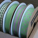 Boxed Ribbon Set 40 Metres